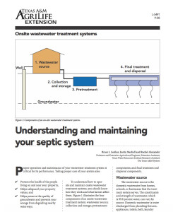 Understanding and Maintaining Your Septic System