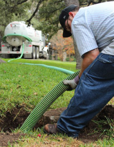 How is my septic system cleaned?