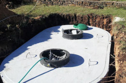How Do I Know What Size My Septic Tank Is? | Van Delden