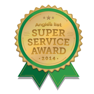 Van Delden Wastewater Systems wins Angie's List Super Service Award
