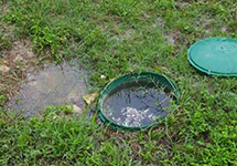 Rain And Septic Failure Van Delden Wastewater Systems