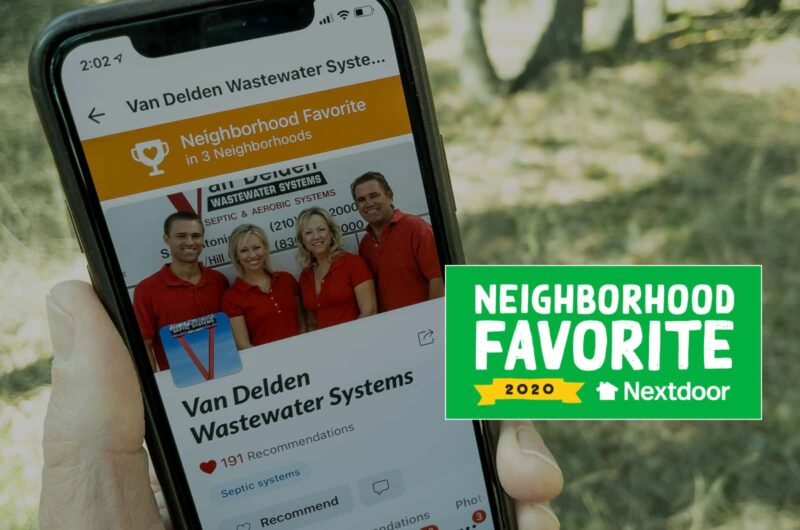 Nextdoor 2020 Neighborhood Favorite Award